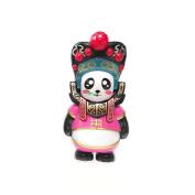 Ouneed Chinese Opera Face Changing Doll Panda Opera Figure Toy