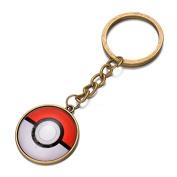 Pokemon Go Keyring Pokeball Bronze