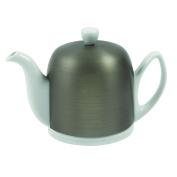 Guy Degrenne 4 Cup Teapot Bell Zinc
