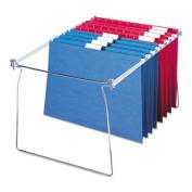 Hanging Folder Frame, Letter Size, 60cm - 70cm Long, Steel, 2/Pack, Sold as 1 Package, 2 Each per Package