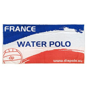 Diapolo France Bath Towel of Our National Water Polo Waterpolo Collection
