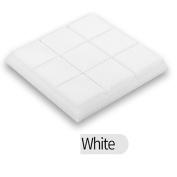 Soundproof Foam , Hunpta 30x30x5CM Acoustic Foam Panel Sound Stop Absorption Sponge Studio KTV Soundproof