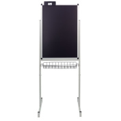 Justick by Smead Surface Technology Promo Stand Double Side