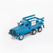 Longless American iron classic car truck model creative home retro window display decoration ornaments creative gifts