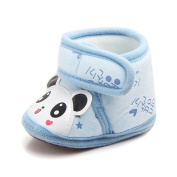 Rapidly Baby Shoes, Cute Baby Panda Warm Cotton Shoes/Toddler Boots
