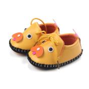 Prevently Brand New Casual Newborn Baby Childlren Girl Boy Cute Cartoon Dog Anti-Slip Soft Shoes Sneaker
