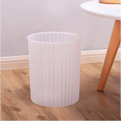 GAOLILI Creative Office Living Room Trash Can Kitchen Home Bathroom Plastic Dustbins