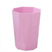 GAOLILI Bathroom Trash Cans Household Bedroom Living Room Dustbins Kitchen Trash Cans Debris Trash Cans