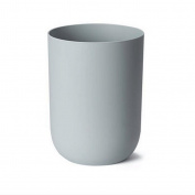 GAOLILI Simple Plain Trash Cans Household Desktop No Cover Health Barrels Dustbins