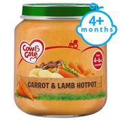 Cow & Gate Carrot And Lamb Hotpot 4 Month+ 125G Jar