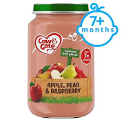 Cow & Gate Stage 2 Apple Pear And Raspberry 200G Jar