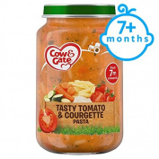 Cow & Gate Tomato And Courgette Pasta 7Mth+ 200G Jar