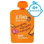 Ella's Mangoes, Mangoes, Mangoes 70G
