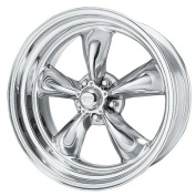 American Racing Hot Rod Torq Thrust Ii Vn515 Polished Wheel