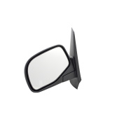 For Ford Explorer Sport Trac Black Power Non Heated Replacement Driver Side Mirror