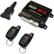 Crimestopper RS2-G3 Cool Start 2-Way FM/FM LED Single-Button Remote Start and Keyless Entry System