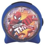 Marvel Ultimate Spider-Man Time Teacher Desk Clock