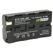 Wasabi Power Battery for Sony NP-F330, NP-F530, NP-F550, NP-F570