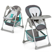 High Chair Hauck Sit'n Relax - Hearts