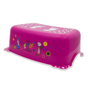 Maltex Baby Toilet Training Step Stool, Pink, Little Bear and Friends