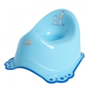Maltex Baby Zebra Toddler Potty, Blue