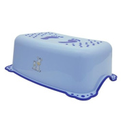 Maltex Baby Zebra Toilet Training Step Stool, Blue