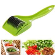 Jaminy Shallot Green Onion Scissors Slicer Cutter