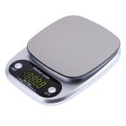 Amazingdeal 3000g/0.1g LCD Display Mini Electronic Digital Kitchen Jewellery Weight Scale