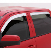 Auto Ventshade 684233 Ave684233 97-13 Expedition/Navigator 4Pc Ventvisor-Chrome