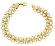 Gold Bracelet Ladies Gold Bracelet Necklace 585 14-Carat