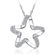 Pendant Necklace Pendant – Star – Sterling Silver 925/1000