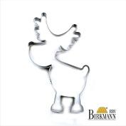 Birkmann Back, Grey Plastic, 5 x 3 x 2 cm