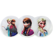 'COM-FOUR ® Pocket Warmers with Designs by Disney Movies Frozen Snow Queen Elsa Anna, Hand Warmer for Cold Days
