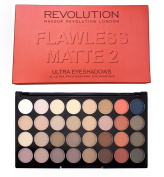 Makeup Revolution - Shadow Palette - Flawless Matte 2