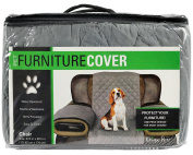 Greenco Quilted Pet Furniture Protector, Water Resistant, 170cm