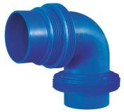 Prest-O-Fit 1-0001 Blueline Universal Elbow