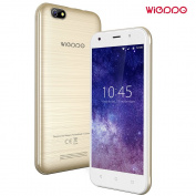 Smartphone 3G Unlocked, Wieppo S5 Mobile Phone Dual SIM Free with 13cm HD 1280*720 Display, Camera 8MP+5MP, 1GB RAM+8GB ROM, Android 7.0, 2400mAh Battery