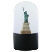 Summit International Statue Of Liberty Light Up Snow Globe-100mm