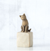 Willow Tree Love My Cat Figurine by Susan Lordi 27684 Pet Cats Kitten New