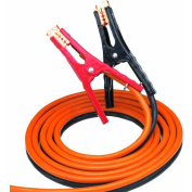 Bayco SL-3005 Orange 4.9m 400A Medium-Duty Booster Cable with Side/Top Jaw Design