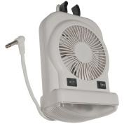 RV Designer M550 12V RV Fan & Bunk Light
