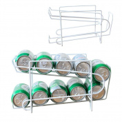 Can Dispenser Beer Rack Organiser Storage Stand