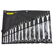 Stanley Tools Stanley Tools 14-Piece Combination Wrench Set, 12-Point SAE