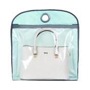 Espeedy Handbag Storage Bags Hanging Shoes Clothes Cluth Bags Hanging Storage for Living Room Bedroom Cupboard Closet Organiser Home Supplies