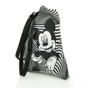 Disney Mickey Mouse FUNNY COLLECTION large shopping shoulder bag hand bag school bag fits A4 format