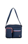 Bennigiry Fashion Men's Retro lightweight Small Canvas Cross Body Everyday Satchel Bag (28.5 cm (L) x 22.5 cm (H) x 8.5 cm