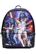 Hype A New Hope Star Wars Multicolour Backpack Rucksack Bag - Ideal School Bags - Rucksack For Boys and Girls