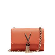 Valentino by Mario Valentino Women's Divina Sa Cross-Body Bag Orange