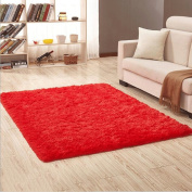 hyl Solid colour floor mat square household mats