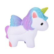 Lenfesh Dreamlike Unicorn Squishy Scented Squishy Slow Rising Squeeze Toys Stress Relieving Toys Collection